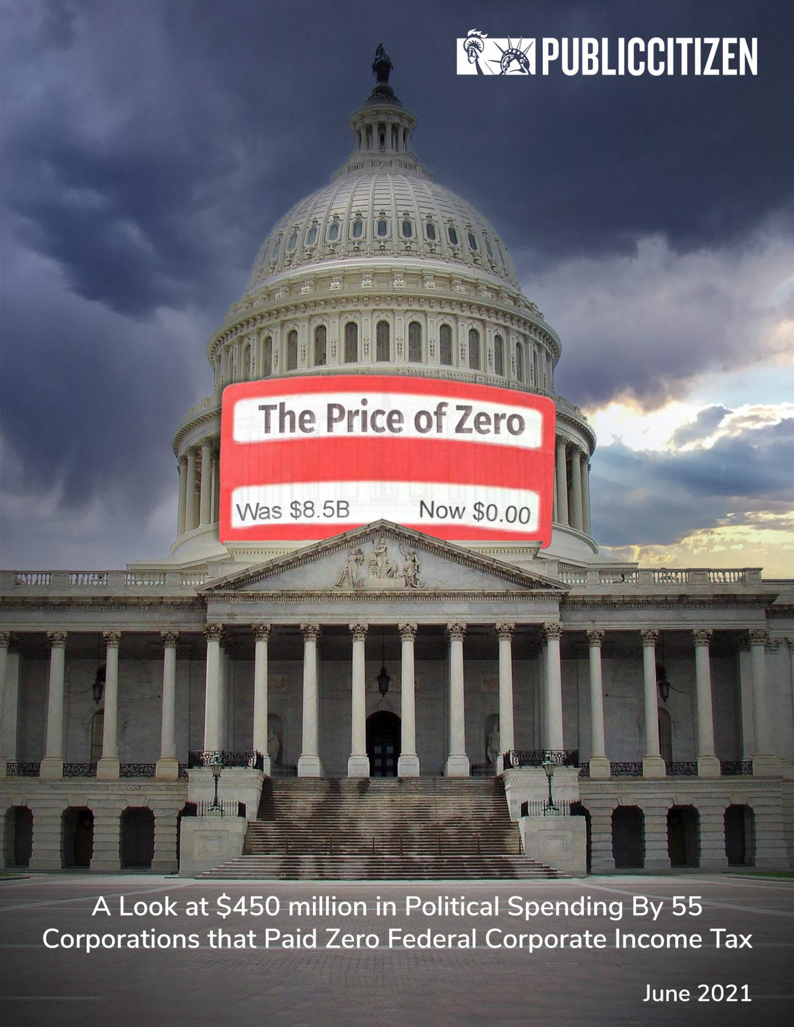 The Price of Zero
